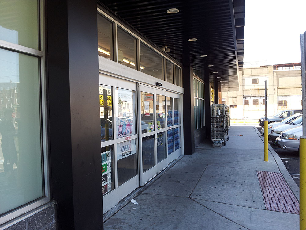 Store Front Garage Door Repair Abstract Overhead Door