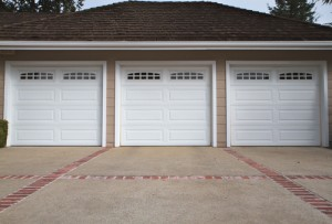 Steel Carriage House Doors